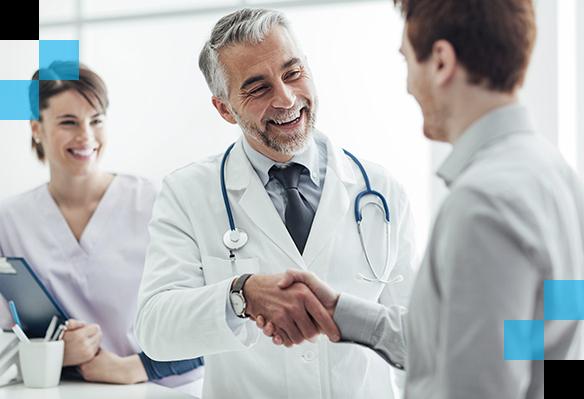 Új lépés az egészségügyi szektorban